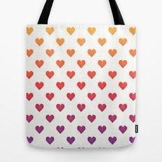 POP heART Tote Bag