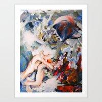 TFOOH Part 1 Art Print