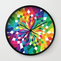 Rosace Wall Clock