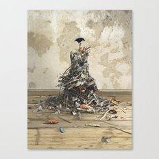 Net Worth Canvas Print