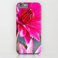 iPhone & iPod Case featuring Lotus by -en-light-art-