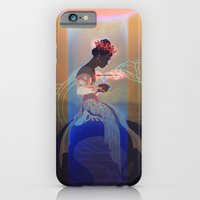 iPhone & iPod Case featuring Fissure by Dumonchelle Draws
