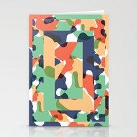 Color Study No. 1 Stationery Cards