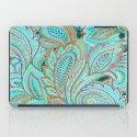 paisley, paisley iPad Case