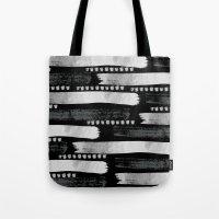 Brush Strokes #1 Tote Bag