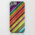 Stripes II iPhone & iPod Case