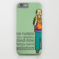 Dr. Funke's 100% natural, good-time family-band solution iPhone 6 Slim Case
