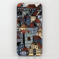 Little Town iPhone & iPod Skin