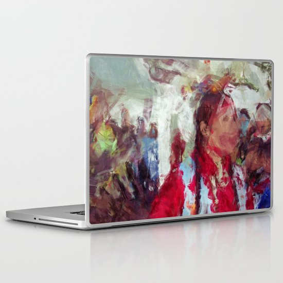 Advsgi Gigv Laptop & iPad Skin