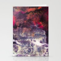 Encaustic I  /  Encausti… Stationery Cards