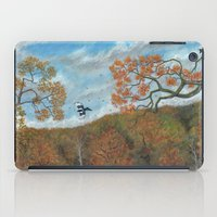 Magpie Woods iPad Case