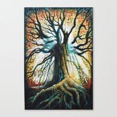 Glory Oak Canvas Print