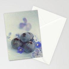 Blueberry Smile Stationery Cards