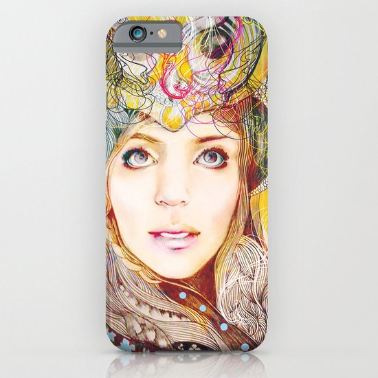 Nasimeh iPhone & iPod Case