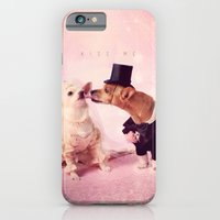 Kiss me - for iphone iPhone 6 Slim Case