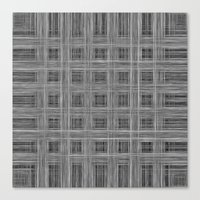 Ambient 10 (Grayscale) Canvas Print