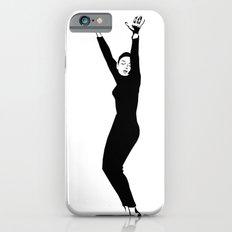 I rather feel like expressing myself! iPhone 6 Slim Case