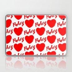 Paris, I love you! Laptop & iPad Skin