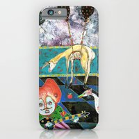 iPhone & iPod Case featuring Special Room XIII by Franck Chartron