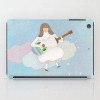 Winter Play iPad Case