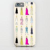 Marilyn Fashion Vintage Retro in Cream iPhone 6 Slim Case