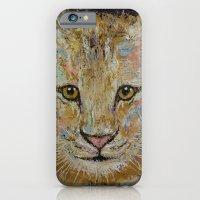 Lion Cub iPhone 6 Slim Case