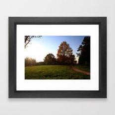 P A R A D I S E {III} Framed Art Print