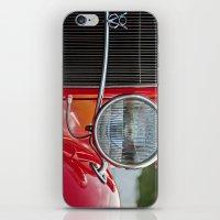 V8 iPhone & iPod Skin