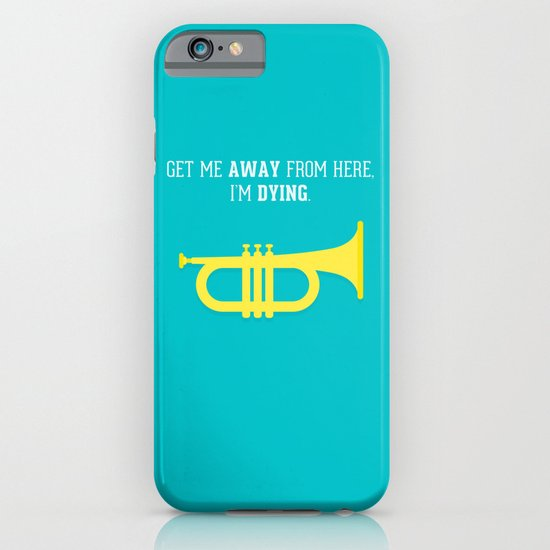 Get Me Away iPhone & iPod Case