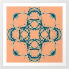Sparks Art Print