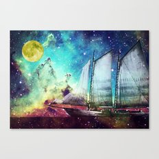 Galileo's Dream - Schoon… Canvas Print