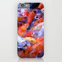 iPhone & iPod Case featuring FISH by Annamaria Kowalsky