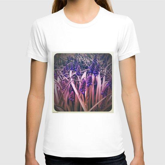 Strange flowers T-shirt