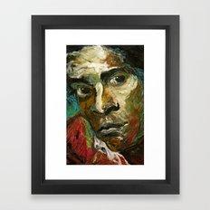 Jean-Michel Basquiat 2 Framed Art Print