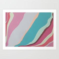 Gliss Art Print