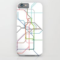 London tube iPhone 6 Slim Case