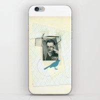 Bluebird Of... iPhone & iPod Skin