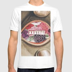 XXXTRA! Mens Fitted Tee White SMALL