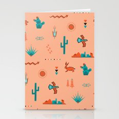 Southwestern Flora And F… Stationery Cards