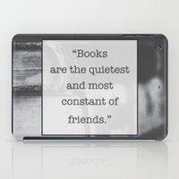 Books: The Quietest And … iPad Case