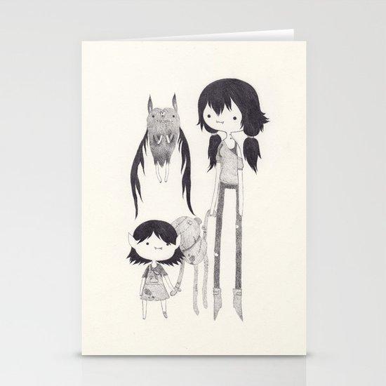 mar  Stationery Card