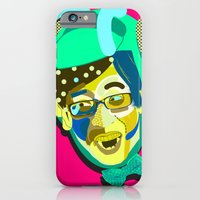 iPhone & iPod Case featuring Yoo Jae-Seok/유재석. by Huxley Chin