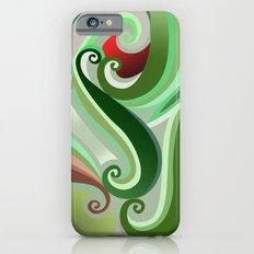 Green curve Slim Case iPhone 6s