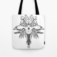 GOD III Tote Bag