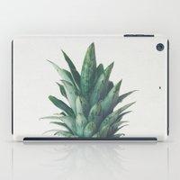 Pineapple Top iPad Case