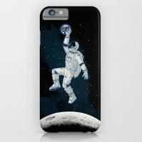 SPACE SLAM DUNK iPhone 6 Slim Case