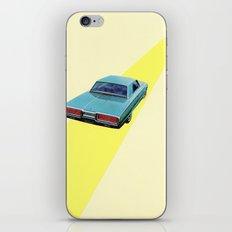 Open Road iPhone & iPod Skin