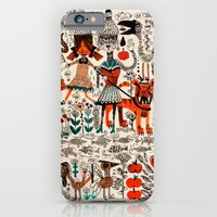 iPhone & iPod Case featuring By The River by Hanna Ruusulampi