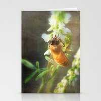 Hard at Work Stationery Cards