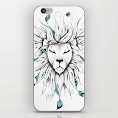 Poetic King iPhone & iPod Skin